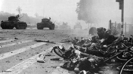 Aftermath of the 1989 Tiananmen Square Protests