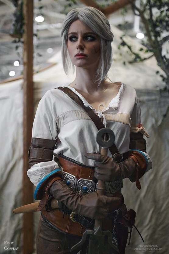 My Ciri cosplay ♥ | The Witcher 3