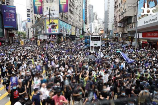 Fight for freedom, Stand with Hong Kong.