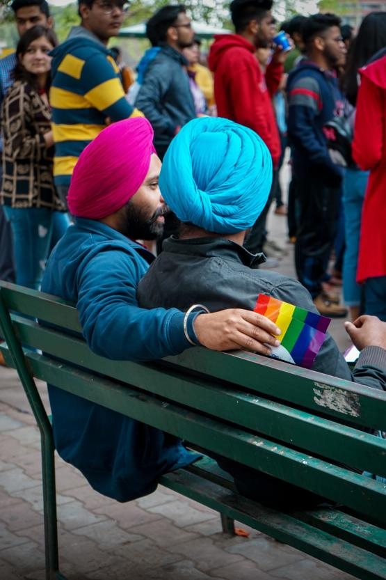 Happy Pride Month from Punjab, India!