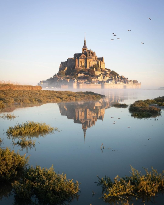 Mont-Saint-Michel needs to be on your itinerary