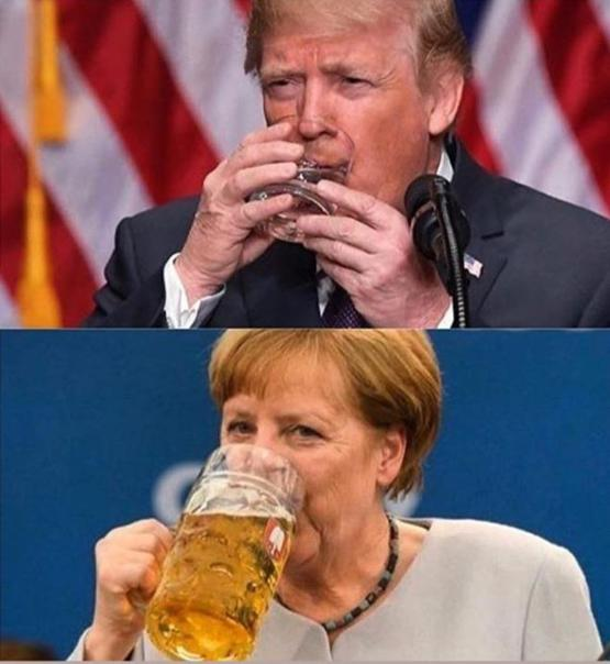 USA v Germany