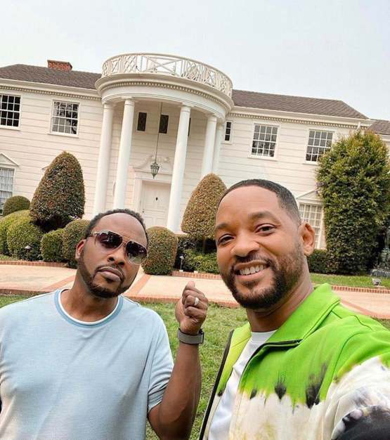 The Fresh Prince mansion is going to be on Airbnb now