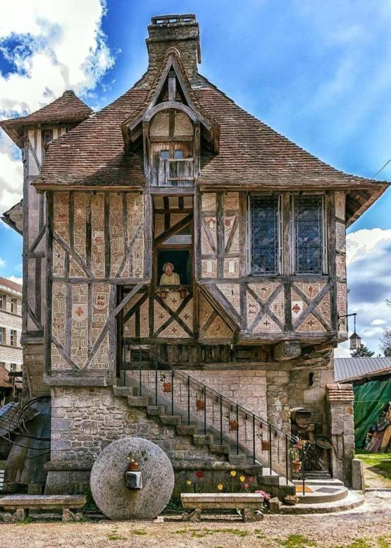 Medieval home built in 1509