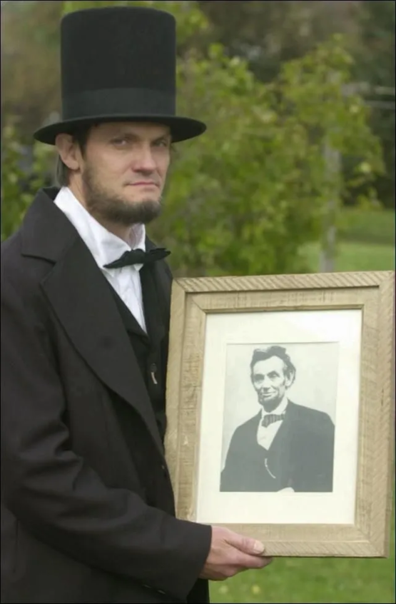 Ralph Lincoln, the 11th generation Lincoln