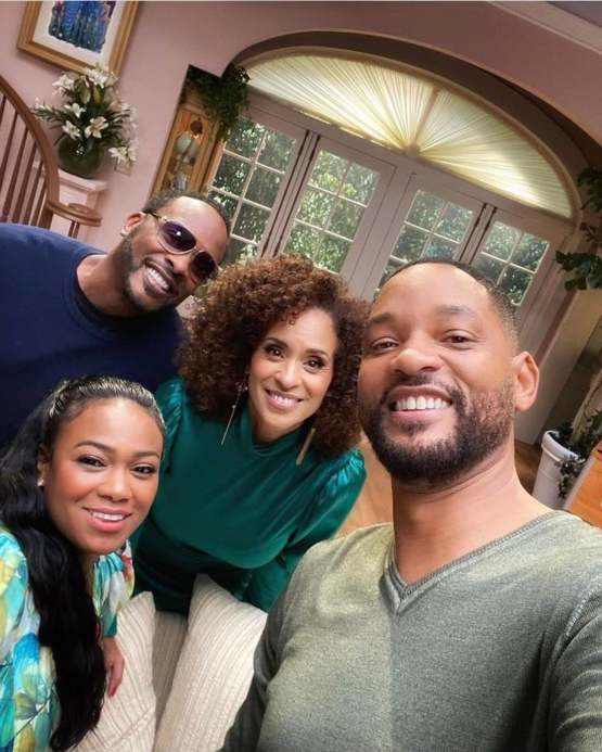Will Smith and the Fresh Prince team reuniting after 30 long years.