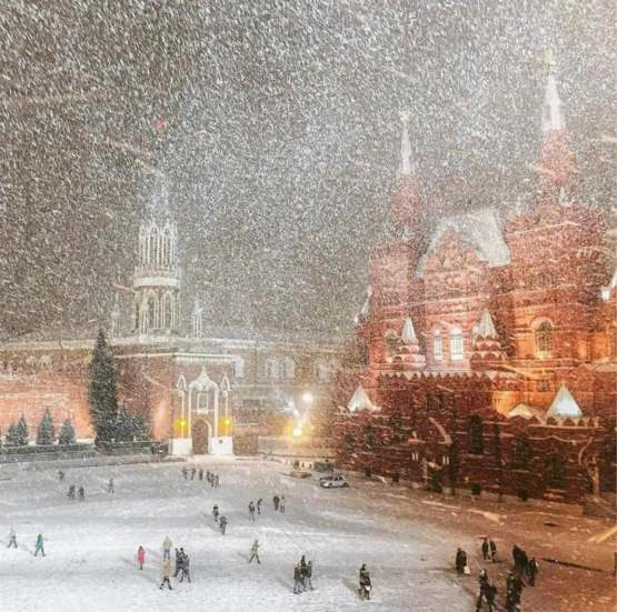 Moscow, Red Square today