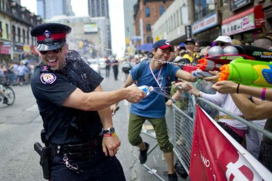 "I googled ""Canadian Police"". This was the first result."