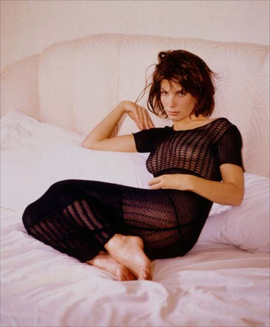 Young Sandra Bullock was something else (1994)