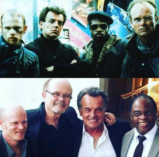 Reunion of the baddies from Robocop