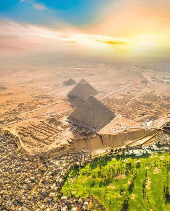 Egypt is a beautiful place