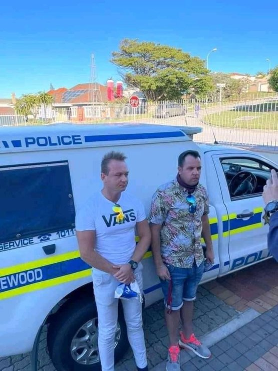 Apparently these two gents ate at KFC for free for 2 years claiming to be food inspectors