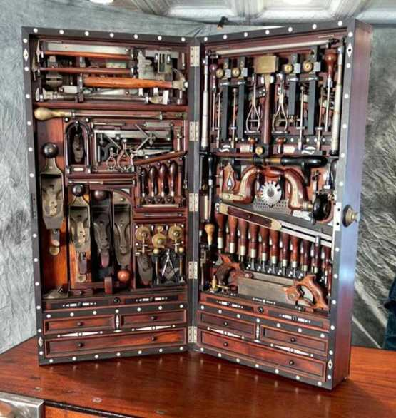 The Henry O. Studley Tool Chest (1838-1925).