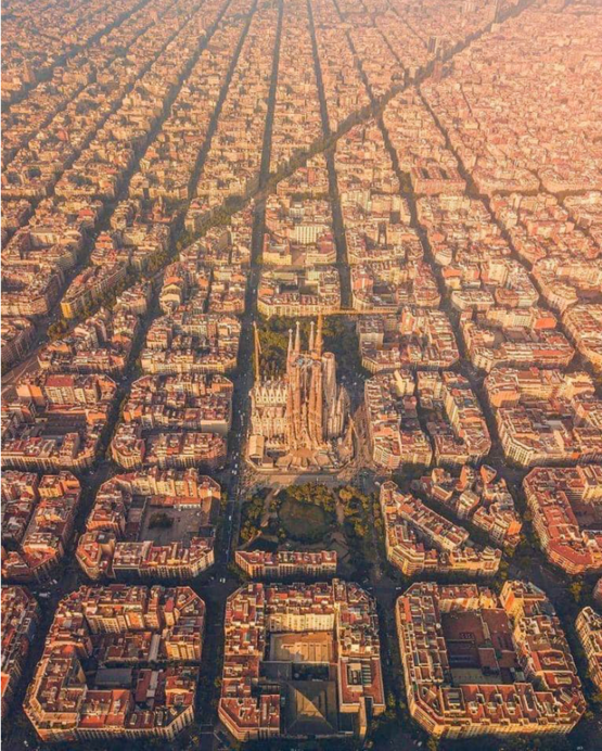 There's cities, there's metropolises, and then there's Barcelona.