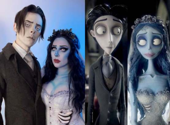 My Emily & Victor cosplay from Corpse Bride