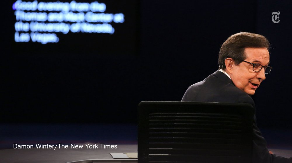 Chris Wallace wanted a debate. And for the most part, he got one.