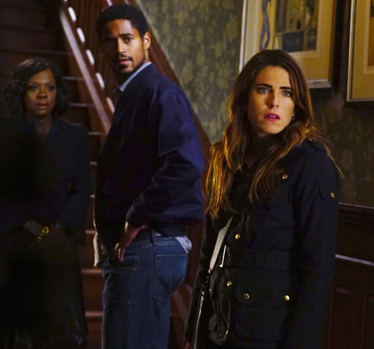 The thing about secrets, they never stay secrets for long ... #HTGAWM