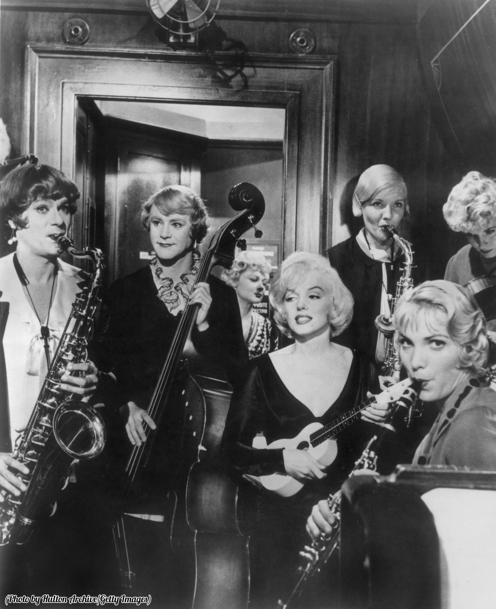 Some Like It Hot, 1959.