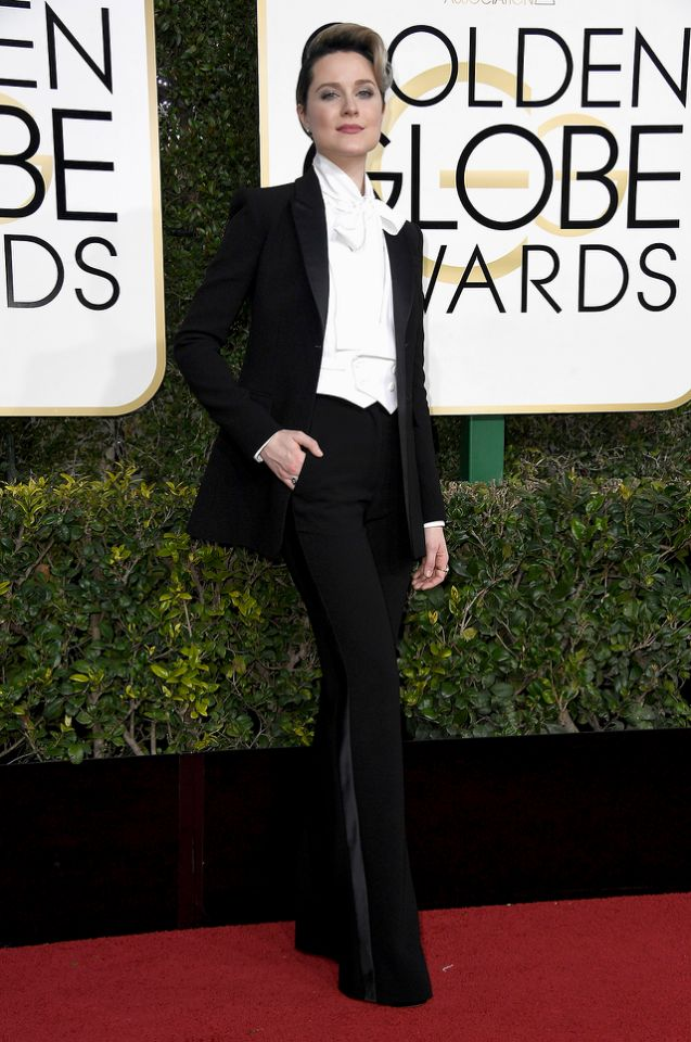 The most unique #GoldenGlobes looks of the night, courtesy of