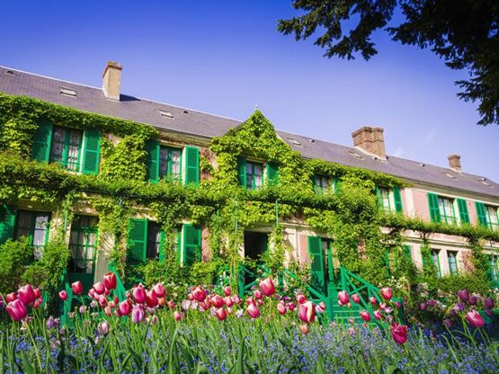 Claude Monet 39 S Home In Giverny France Trending On Twitter
