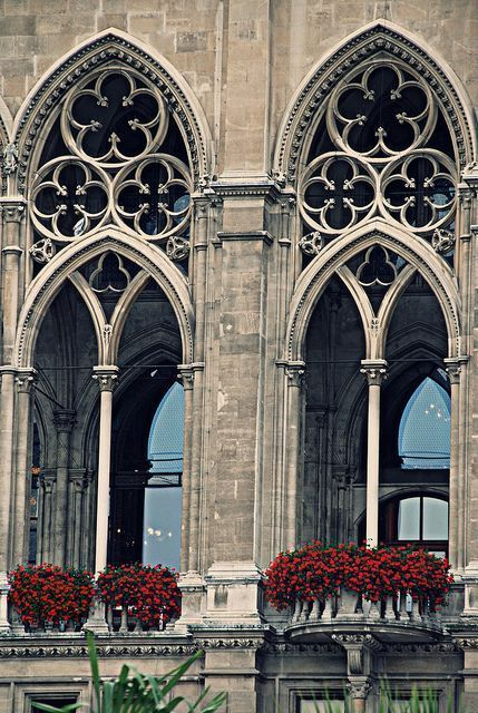 Gothic architecture. - Trending on Twitter