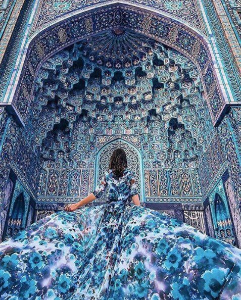 When you match the incredible architecure in St Petersburg ???? ????  Taken by Kristina Makeeva