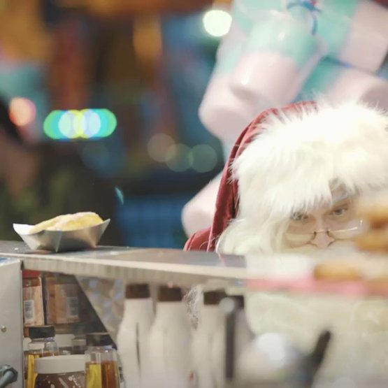 Christmas is really all around us ?????????? #ad