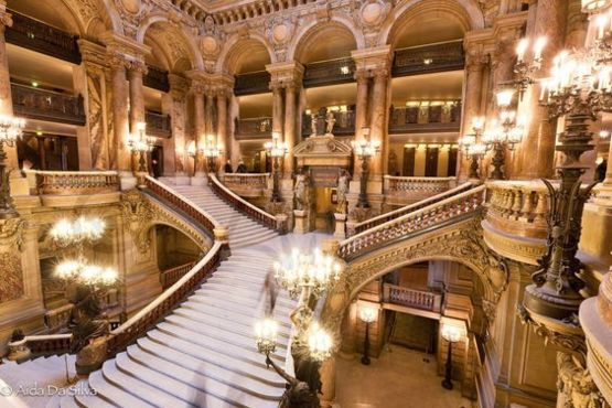Opera House Foyer : Foyer of the paris opera house trending on twitter