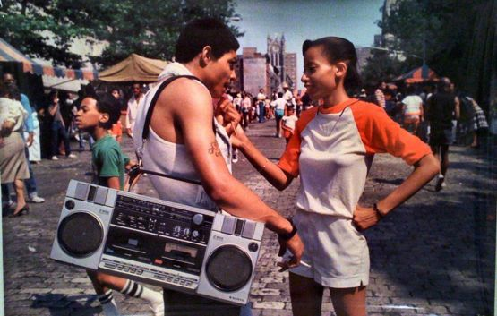 Life before iPods and iPhones existed, 1980s.