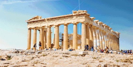 Watch These Cool Gifs Restore Ancient Ruins To Their