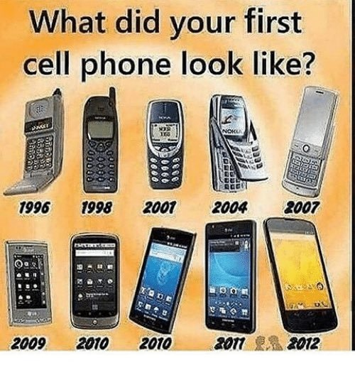 Mine was the 1996
