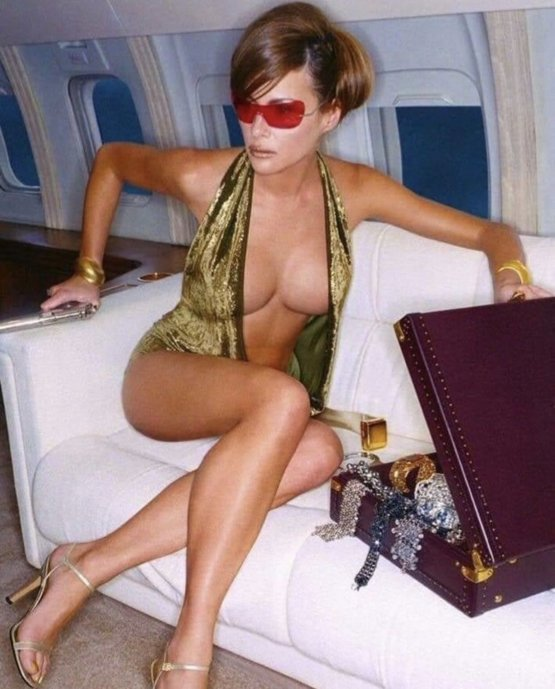 Our First Lady Melania Trump featured in 2001 GQ Magazine