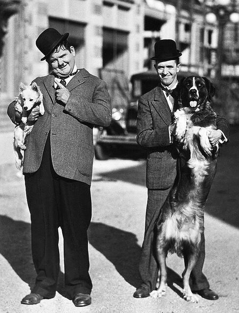 Laurel & Hardy, 1932