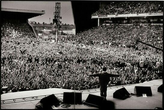 Oasis at Maine Road, Manchester, 1996