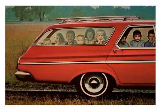 Before there were seat belts