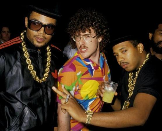 Weird Al Yankovic & Run DMC