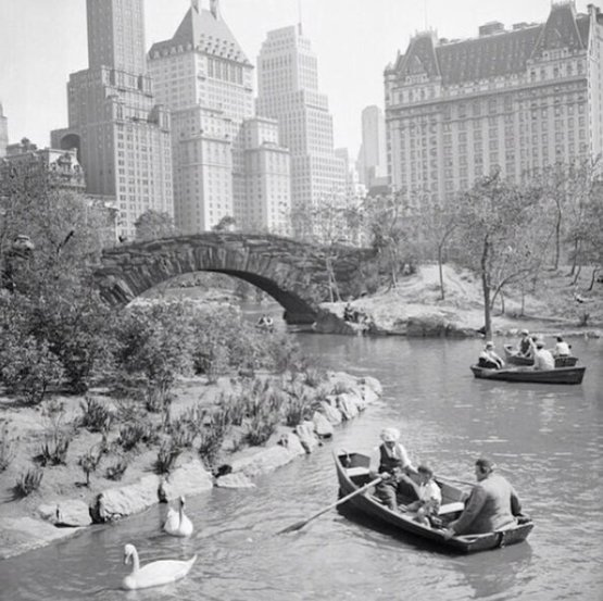 Central Park, NYC, 1933