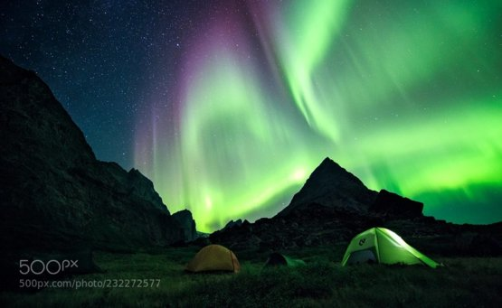 Basecamp photography by Stefan Klauke