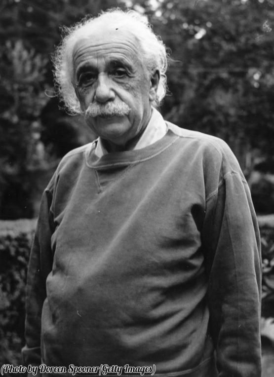 Today marks the 64th anniversary of the death of Albert Einstein.