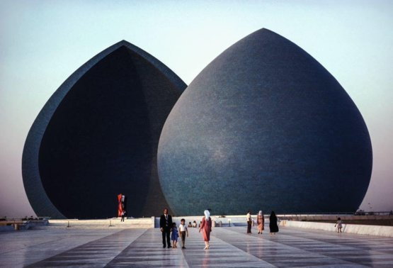 Iraq, 1984. Photo by Steve McCurry.