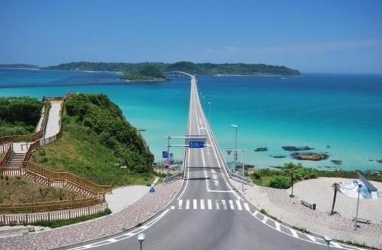 Malaysian Highway Across the Sea