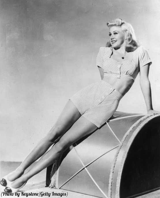 """The only way to enjoy anything in this life is to earn it first."" - Ginger Rogers, 1935."