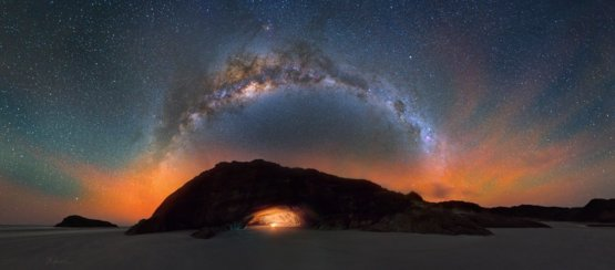 The Eye of Sauron photography by Kane Hartill
