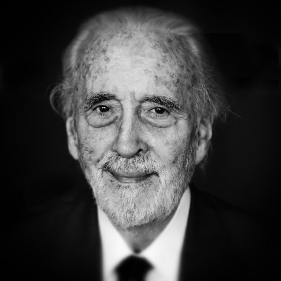 Today is a sad day. Rest in peace to legendary actor, Christopher Lee.