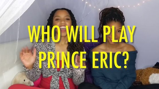 Who do you want to see play #PrinceEric in #Disney's live action
