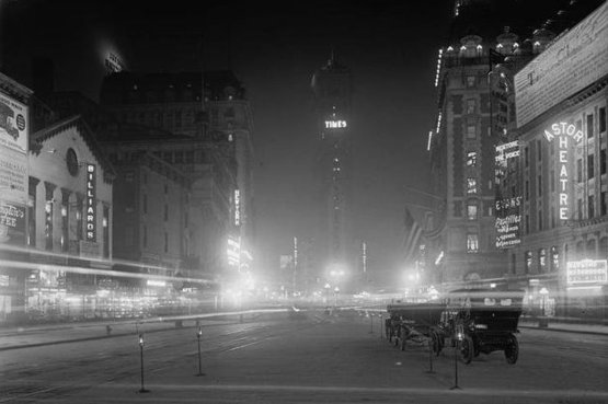 Times Square in New York, 1911.