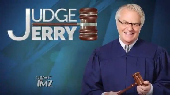 Look! It's Judge Jerry Springer!!