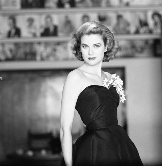 Grace Kelly in 1954.