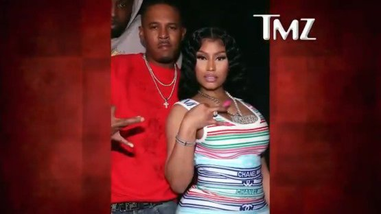 Nicki Minaj is officially a married woman!