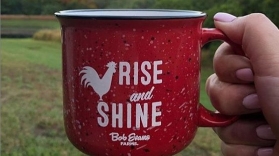 we've got the merch (and ) covered #riseandshine